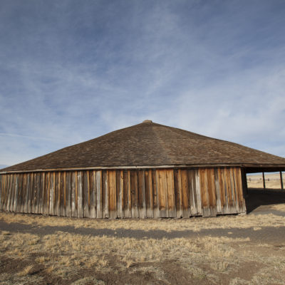 Blog Post - Pete French Round Barn