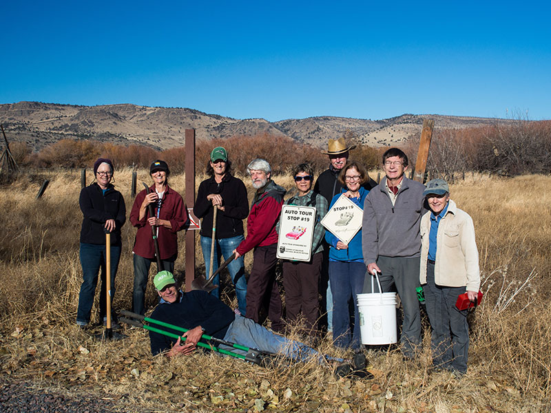 Volunteer Sign Up – Friends of Malheur National Wildlife Refuge